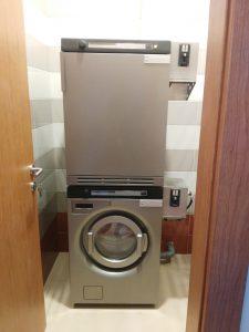 Lavanderia e asciugatrice