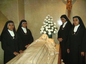 Tomba Madre Pilar