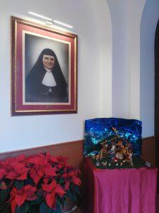 Ecco cosa trovate all'ingresso della Casa Virgen del Pilar!